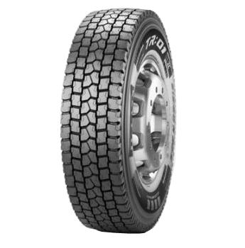 PIRELLI tr01 2 315/80 R22 156L, celoroční pneu, nákladní