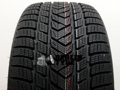PIRELLI SCORPION WINTER 3PMSF M+S DOT 2018 255/65 R17 110H, zimní pneu, nákladní