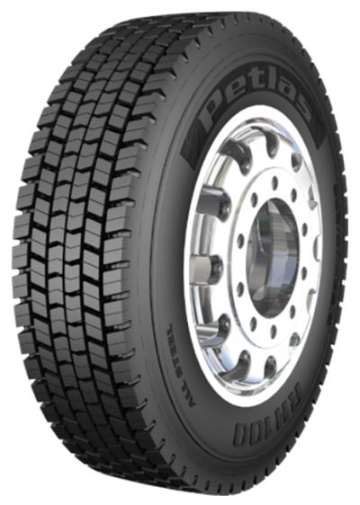 PETLAS RH100 (DR) 3PMSF 295/60 R22,5 150L, letní pneu, nákladní