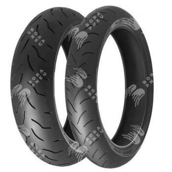 BRIDGESTONE bt 016 r aa 180/55 ZR17 73W TL ZR, celoroční pneu, moto