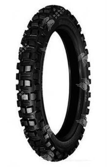 BRIDGESTONE gritty ed04 e 120/90 R18 65P TT, celoroční pneu, moto